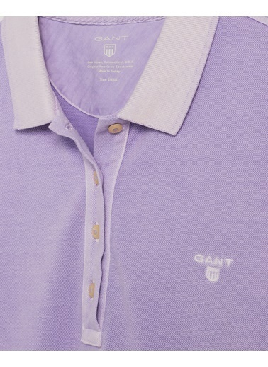 Gant Tişört Mor